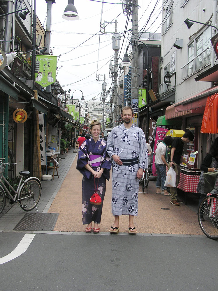 東京、出張着付け『谷中着付け屋』